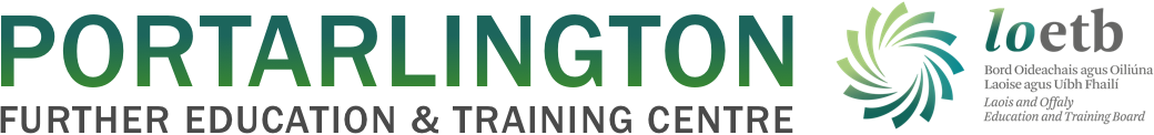 Portarlington Further Education and Training Centre Logo