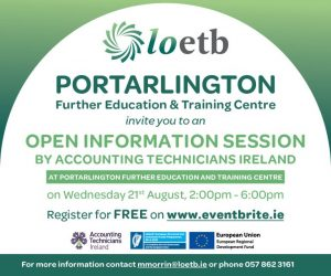 Accounting Technicians Ireland Open Information Session