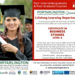 Certificate in Business Studies QQI Level 6 – Places are Available!!!