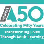 Aontas celebrating 50 years supporting adult learners