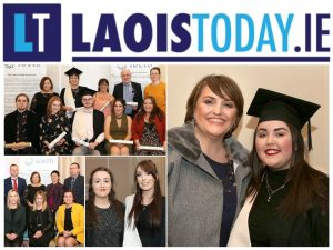 Portarlington Further Education & Training Centre Class of 2019 Graduation Ceremony